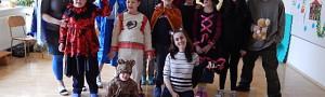 Školní družina ožila karnevalem