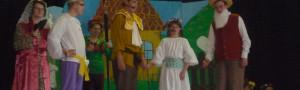Bylinková princezna v Prusinovicích
