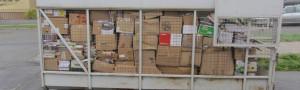 Pomáháme sběrem papíru