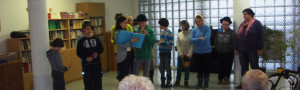 Školní družina rozdávala radost