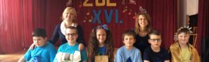 Dobrodružství kapky vody aneb vystoupení žáků ve Valašských Kloboukách