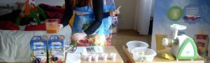 Příprava ovocné šťávy není žádná věda