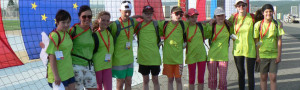 Evropské hry handicapované mládeže Emil Open 2019