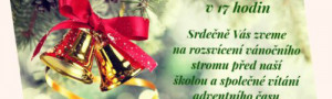 Kouzelné zvonění – Advent se blíží