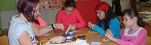 Šijeme plátěné tašky – aktivita z projektu Šablony II