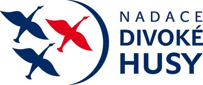 logo Nadace Divoké husy